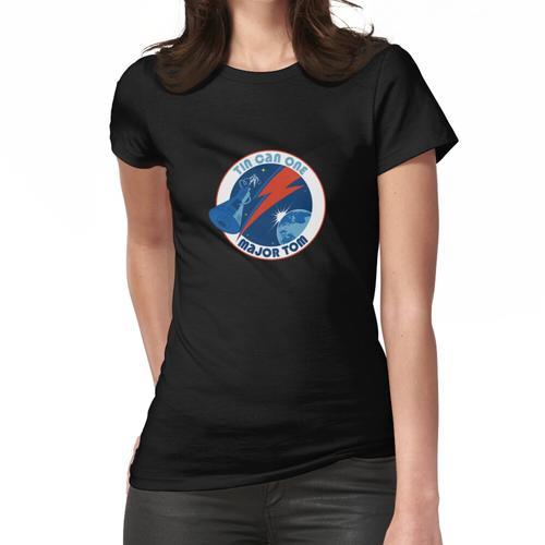 Blechdose Eins Frauen T-Shirt