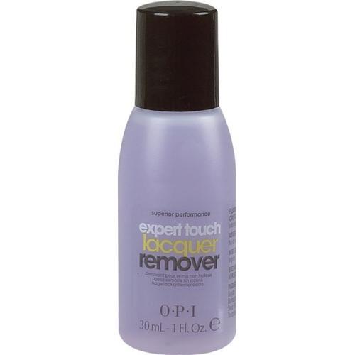 OPI Entferner Expert Touch Lacquer Remover - 30 ml Nagellackentferner