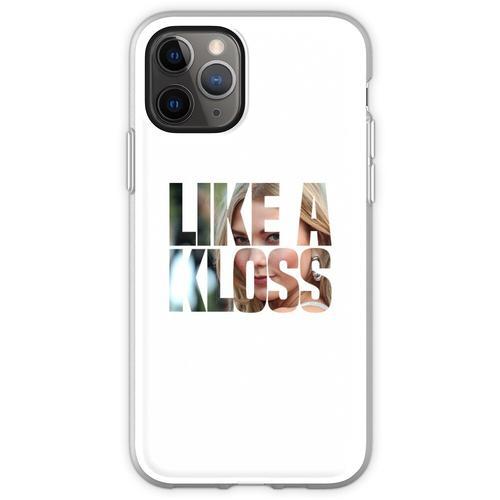 WIE EIN KLOSS Flexible Hülle für iPhone 11 Pro