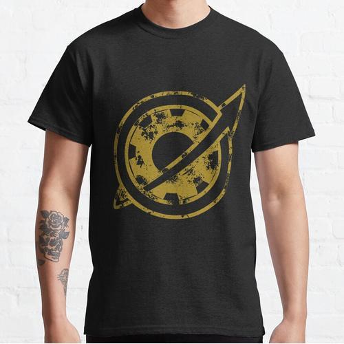 STEINS GATE: Future Gadget Lab-Logo Classic T-Shirt