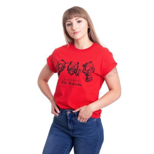 Palaye Royale - The Bastards Red - - T-Shirts