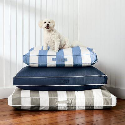 """Resort Pet Bed - Air Blue, 42"""" x 32"""" - Frontgate"""