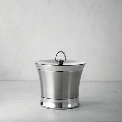 Optima Ice Bucket - White - Fron...