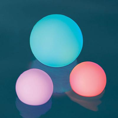 LED Color Changing Glow Balls, S...