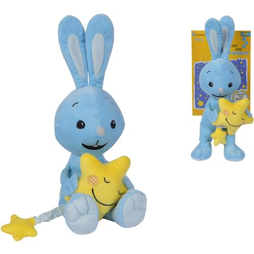 SIMBA Spieluhr KiKANiNCHEN blau Kinder Spieluhren Baby Kleinkind