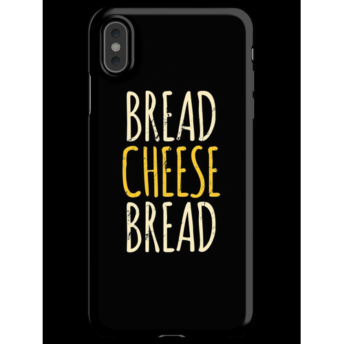 Brot Käse Brot Gegrillter Käse iPhone XS Max Handyhülle