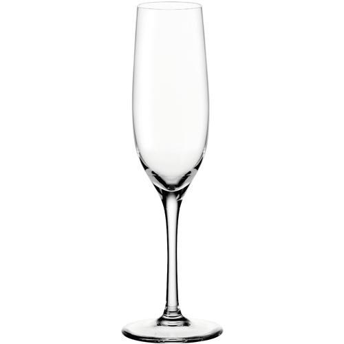LEONARDO Sektglas Ciao+, (Set, 6 tlg.), 190 ml farblos Sektgläser Champagnergläser Gläser Glaswaren Haushaltswaren