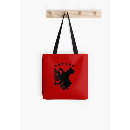 Shqipe - Autochthonous Flag Tasche