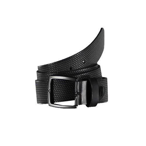 emilio adani Hochwertiger Rindsledergürtel mit strukturierter Oberfläche grau Damen Ledergürtel Gürtel Accessoires