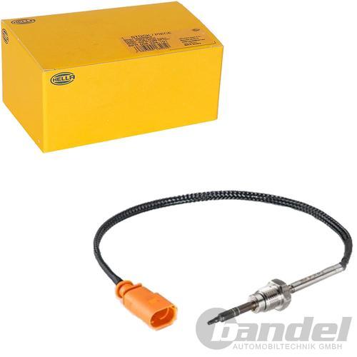 Hella Sensor, Abgastemperatur 6pt 014 494-321 Sensor Abgastemperatur: Vw: 059906088bb Meyle: 1148000230
