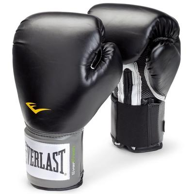 Everlast Pro Style Boxing Gloves Black