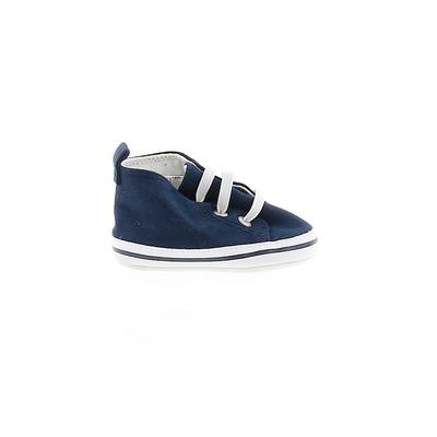 Gymboree Booties: Blue Solid Sho...