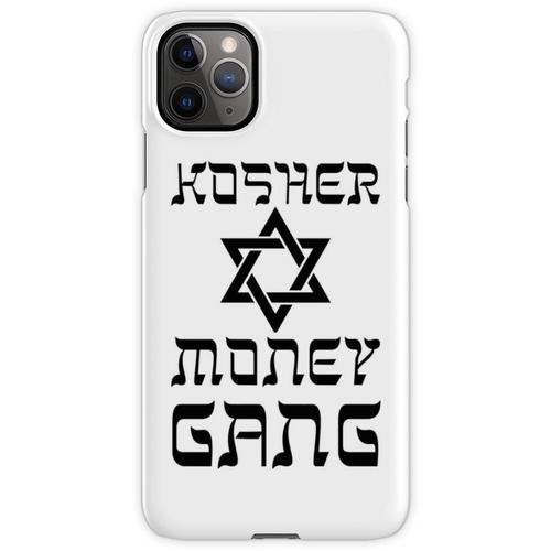 Kosher Money Gang iPhone 11 Pro Max Handyhülle