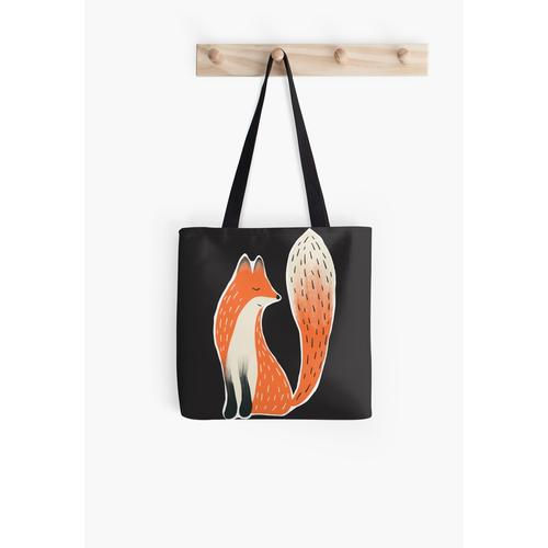 Cleverer Fuchs Tasche