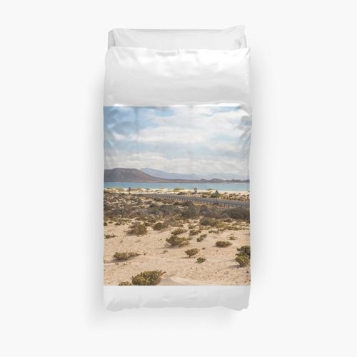 Fuerteventura Duvet Cover