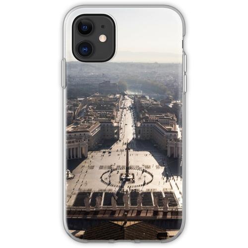 Petersplatz Flexible Hülle für iPhone 11