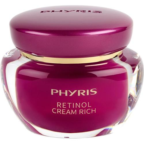 Phyris Triple A Retinol Cream Rich 50 ml Gesichtscreme