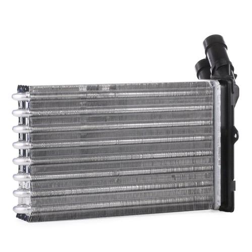 NISSENS Wärmetauscher 72002 Plattenwärmetauscher,Heizungskühler MERCEDES-BENZ,190 W201