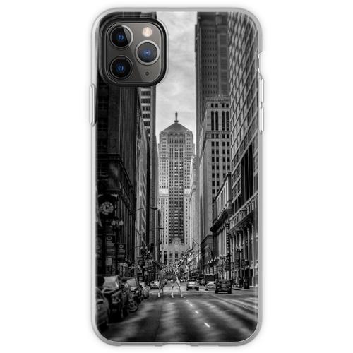 Jaywalker Flexible Hülle für iPhone 11 Pro Max