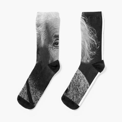 Albert Einstein Socken