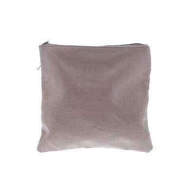 Assorted Brands Clutch: Tan Solid Bags