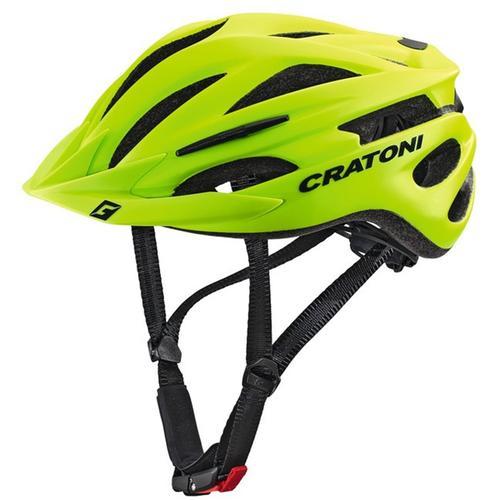 Cratoni Mountainbikehelm MTB-Fahrradhelm Pacer grün Rad-Ausrüstung Radsport Sportarten