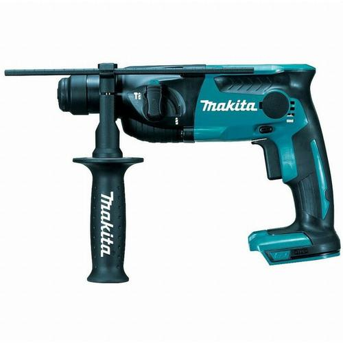 MAKITA 18 V Li-Ion 16 mm SDS + Bohrhammer ohne Ladegerät und Akku - DHR165Z