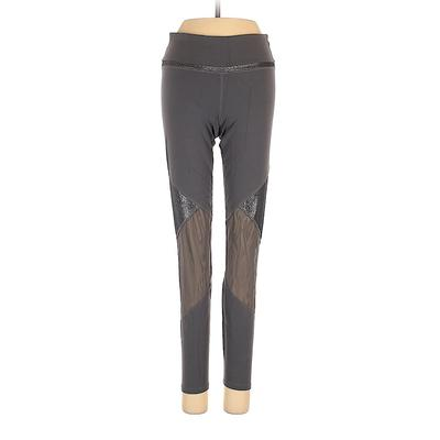 JoyLab Active Pants - Mid/Reg Rise: Gray Activewear - Size X-Small