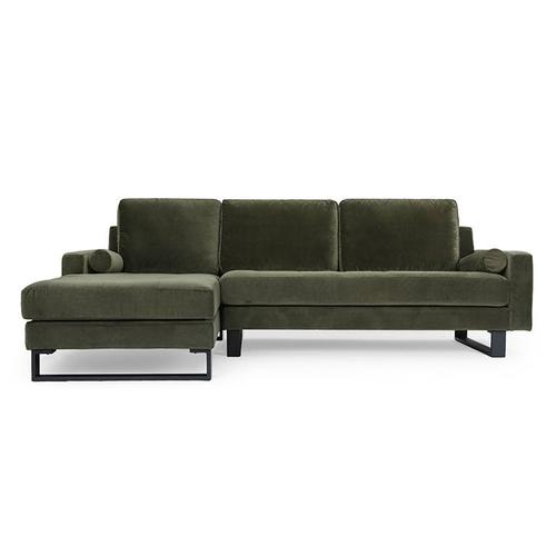 Ecksofa links MIDNIGHT