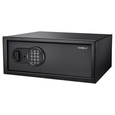 Barska AX13090 1.2 cu ft Safe w/ Keypad Lock - Steel, Black