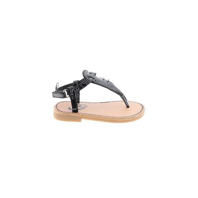 Stepping Stones Sandals: Black S...