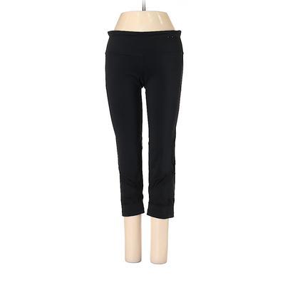 Gap Fit Active Pants - Mid/Reg Rise: Black Activewear - Size Small