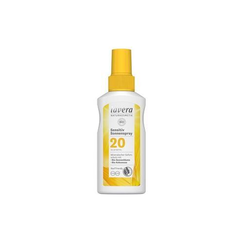 Lavera Sonnenpflege Sun Sensitiv Sonnenspray SPF 20 100 ml