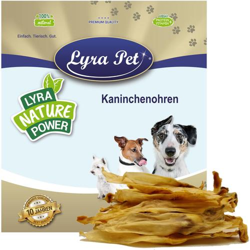 10 kg Lyra Pet® Kaninchenohren