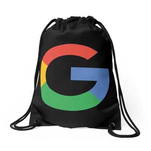 Google Rucksackbeutel