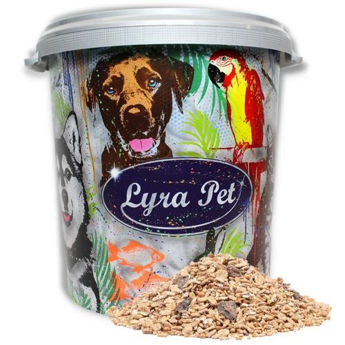 10 kg Lyra Pet® Fettfutter HK Deutschland in 30 L Tonne