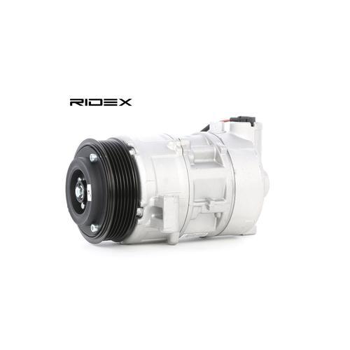 RIDEX Kompressor 447K0223 Klimakompressor,Klimaanlage Kompressor BMW,3 Touring E91,3 E90,1 E87,1 E81,1 Cabriolet E88