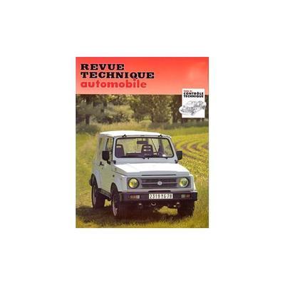 Revue technique auto ETAI 14676
