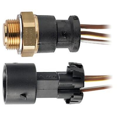 Interrupteur de température, ventilateur de radiateur HELLA 6ZT 010 967-541