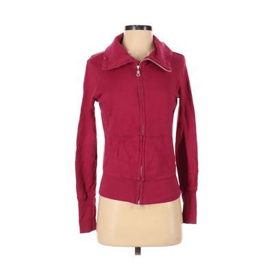 Old Navy Jacket: Pink Solid Jack...