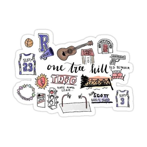 OTH sticker set Sticker