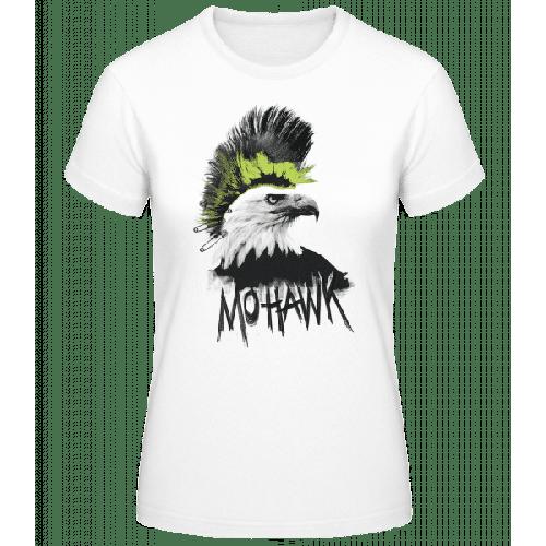 Mohawk - Frauen Basic T-Shirt
