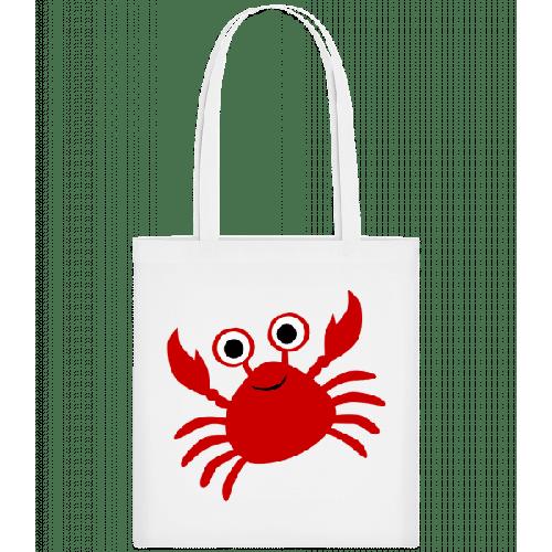 Krabbe - Stoffbeutel