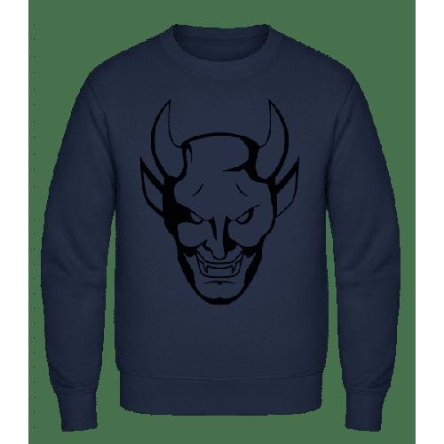 Teufelskopf - Männer Pullover