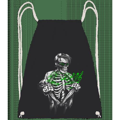 Musik Der Toten - Turnbeutel