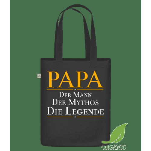 Papa Der Mann Der Mythos Die Legende - Bio Tasche