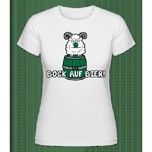 Bock Auf Bier - Shirtinator Frauen T-Shirt