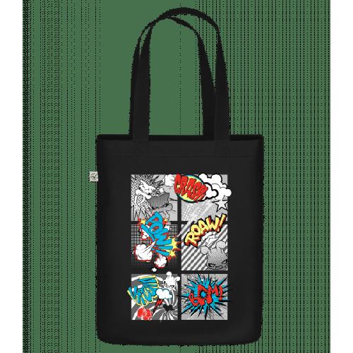 Comic Kobolde - Bio Tasche