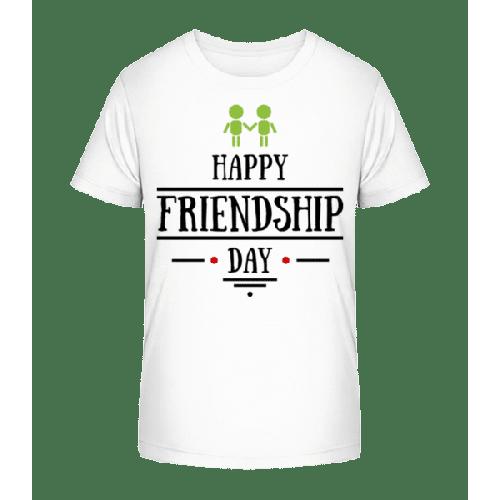 Happy Friendship Day - Kinder Premium Bio T-Shirt