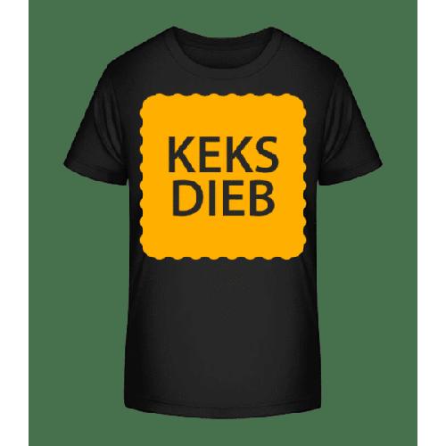 Keksdieb - Kinder Premium Bio T-Shirt